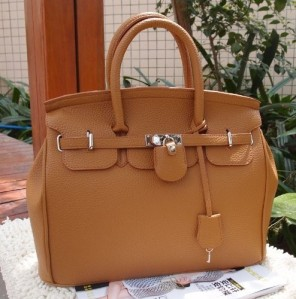 Branded tote bag that can bring all your must-take items everywhere (image source: www.handbag4ladies.com)